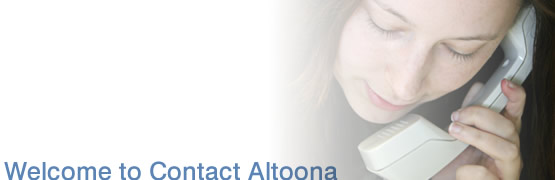 Welcome to Contact Altoona
